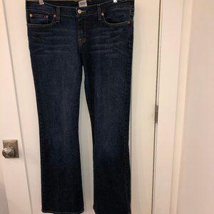 vintage Lucky Brand midrise flare jeans sz 32 reg
